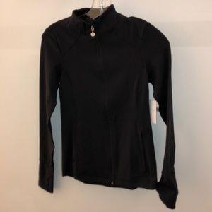 Beyond Yoga black jacket, sz xs, 68133, NWT